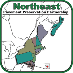 Northeast Pavement Preservation Partnership Logo